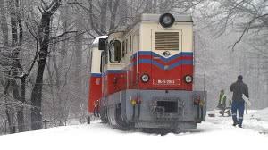 A siklott Mk45,2004 pályaszámú mozdony