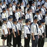 Százötven gyermekvasutast avattak Hűvösvölgyben