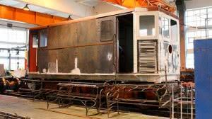 Az M4 psz. dízel-villamos mozdony