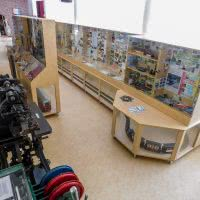 A felújított Gyermekvasút Múzeum
