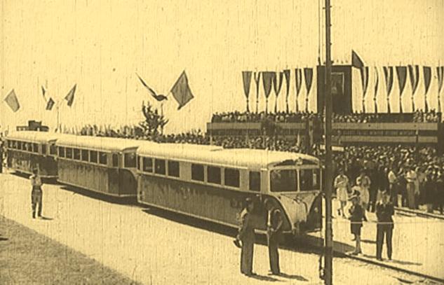 70 éve indult el az Úttörővasút első vonata